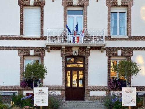 Mairie de Epaignes en Normandie